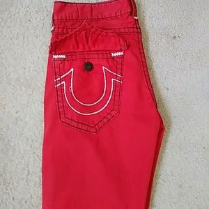 True Religion Pants Size 34